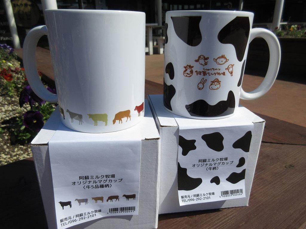オリジナルマグカップ 2種
