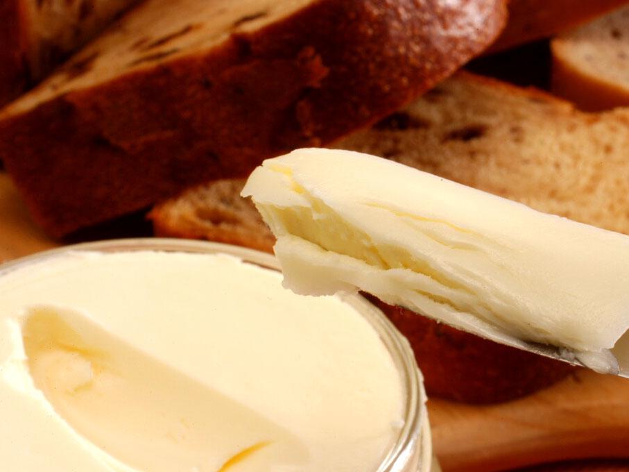 手づくりバター(写真はイメージです)