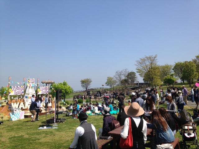 25日に行われたTKU『若っ人ランド』生中継大抽選会
