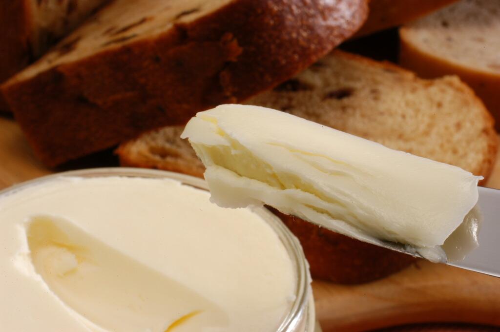 「発酵バター」は、ふんわりとミルクの香りが漂い、お菓子作りにはピッタリです♪