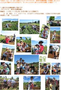 2015 会員イベント収穫体験