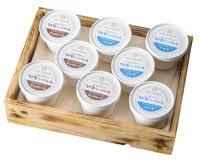 阿蘇ミルク牧場のアイスクリーム