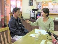 2018らくのうマザーズ『ミルキーカフェ』の取材がありました。