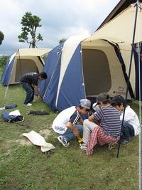 2010 『子だけの牧場体験記 第6回 まきばキャンプ』受付開始!