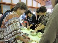 2010 女性部の皆さんでチーズづくり体験にチャレンジ☆