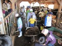 2010 今年も、『牧場の青空教室』が開催されました~2☆