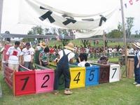 今年も、牧場のゴールデンウィークは、『2011ダービー祭り』が開催されます☆