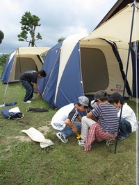2011年『子どもだけのまきばキャンプ』受付開始☆