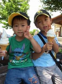 『牧場探検とソフトクリームまきまき体験』受付中☆