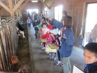 2012『牧場探検とソフトクリームまきまき体験』開催しました♪~その1~