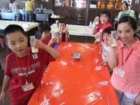 2012 子どもだけの体験記☆牛乳について学ぼう!その2