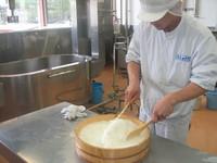 2009 チーズ&デザート&ミルク教室の様子