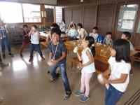 ふりふりバターづくり教室(体験館にて開催)