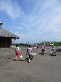 2014 『朝から過ごす牧場の1日体験記(7/22)』写真1